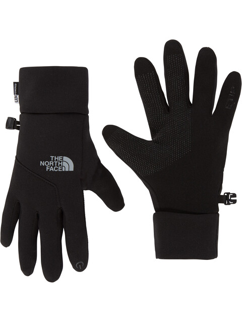 The North Face Etip - Guantes Mujer - negro